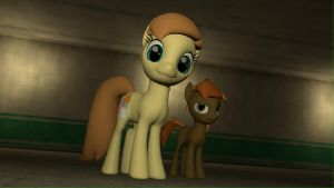 [DL] Button Mash's Mom by Legoguy9875