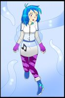 Vinyl Wrapped Up By Water Tendrils by mimimikasa by Arielfan90