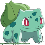 001: Bulbasaur by NarutoRenegado01