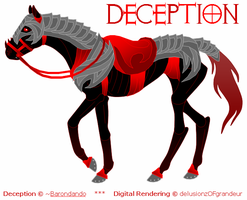 Deception: Armored by SaraChristensen
