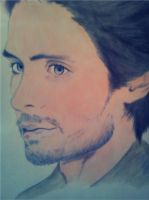 Jared Leto by FrostFoal
