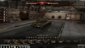 World of Tanks: Super Pershing by purpledragon104