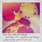 Pizza Pals by ihearttoronto