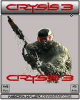 Crysis 3 Icon v3 by Ni8crawler