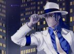 A Smooth Criminal by CheshFire