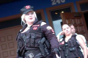 Umbrella Corps Cosplay 2012 by hellcattheassassin