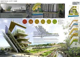 Sheffield City Farm - Proposal by PGDsx