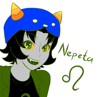 Nepeta Leijon by Whim-doll