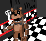 Freddy fazbear by fossil-fighter