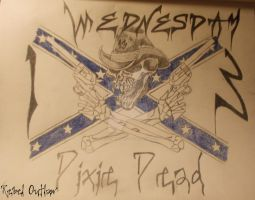 Dixie Dead - Wednesday 13 Rendering by DJ-Kitt-Morgue-13