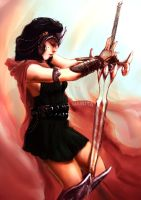 The Princess and the sword by shurita