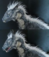 WIP - large posable dragon by kimrhodes