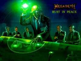 MEGADETH by DANCE-of-COBRA