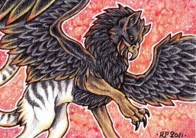 ACEO: Shadror by Agaave