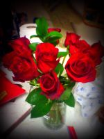Roses (Edited Version 1) by sinisterinsomniac