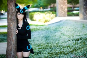 Umbreon 2 by Melodious-Angel