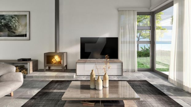 Fireplace 1.RGB color by Naruto-De