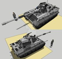 King tiger 15th december by Giganaut