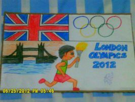 London Olympics 2012 by artluvr4life