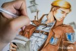 Attack on titan: All the souls on my heart by Mistiqarts