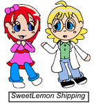 Young SweetLemon Shipping by NaruLovesGallade