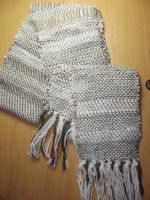 Woven scarf number 3! by Amigurumi-Lover
