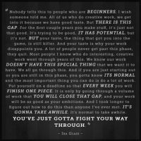 Ira Glass Quote by ScatteredAshe