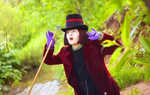 Willy Wonka V by blow-out-the-candles