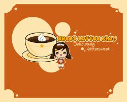 Sweet coffee shop 2 by Aerin35