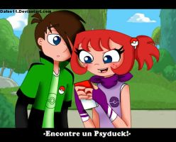TnM-Pokemon go by Dafne11