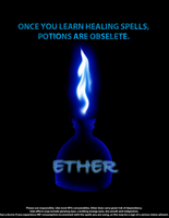 Ether Advertisement by Lekonua
