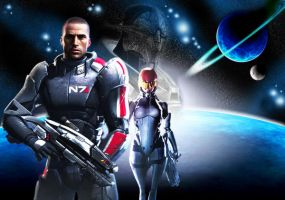 Mass Effect by TrueMettle
