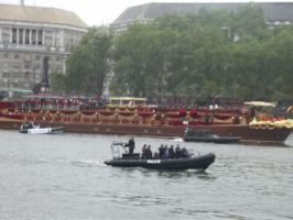 Royal Barge II by YesIamEccentric