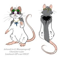Lionheart-SP Rat Design 1 by MoonsongWolf