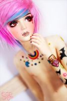 Candy lips by SoftPoison