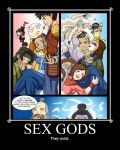ATLA MP: Sex Gods by the1smjb