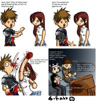 Kingdom Hearts II Ending by MarionetteDolly