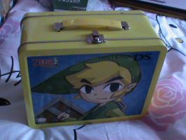 I Finally Found A Toon Link Tin by ForestKitty22