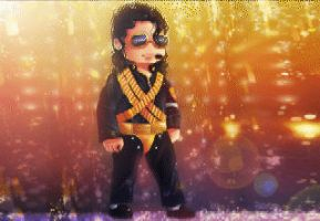Michael Jackson animated gif by daihaa-wyrd