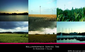 Wallpaperpack Two Widescreen by K4PP4