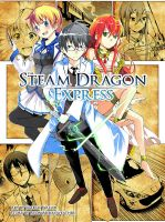 The Steam Dragon Express - Cover by ReonMerryweather