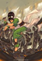 Commission : Toph by bayanghitam