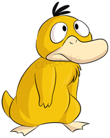 another Psyduck by Cocotato
