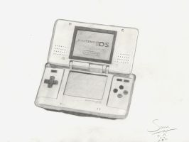 Nintendo DS by NekoFlare