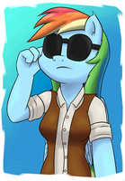 Sunglasses by FireFoxProject