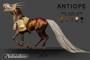 ANTIOPE -  character sheet by THE--ENEMY