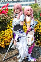Otakon 2014 - Defiers of Fate(PS) 16 by VideoGameStupid