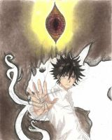 To aru majutsu no Index - Kamijou Touma by screwston12