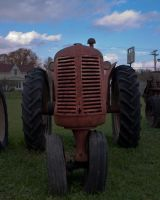 Tractor by asaph70