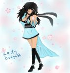 Lady Dragon or Lady Storhime by Lady-Storhime
